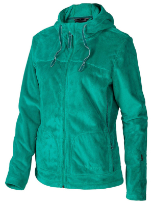 толстовка marmot wm`s solitude hoody tropic blue жен. р.xs