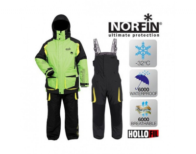 костюм norfin extreme3 le05 330105-xxl -32°сwater6000/br6000