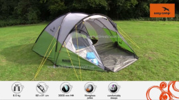 Палатка Easy Camp Phantom 400 4-местная 5,9кг